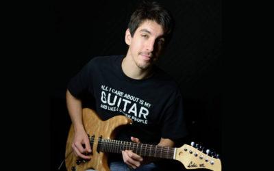 Pierre Acerenza (Guitare)