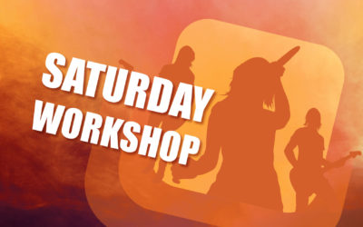 Music Factory lance ses Saturday Workshops