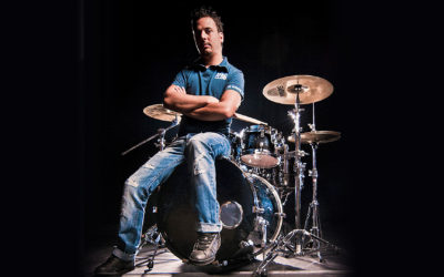 Mathieu Bonaddio (Batterie, Percussions)