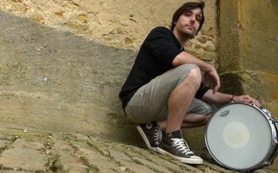 William Bur (Batterie, Percussions)